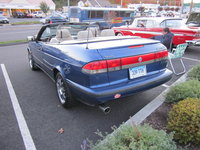 1998 Saab 900 2 Dr SE Turbo Convertible picture, exterior