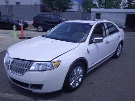 2011 Lincoln MKZ Hybrid picture, exterior