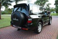 Picture of 2002 Mitsubishi Pajero, exterior