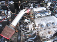 Picture of 1995 Honda Civic EX Coupe, engine