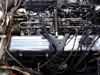 Picture of 1981 Nissan 280ZX, engine