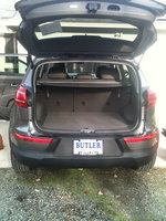 Picture of 2013 Kia Sportage EX AWD, interior