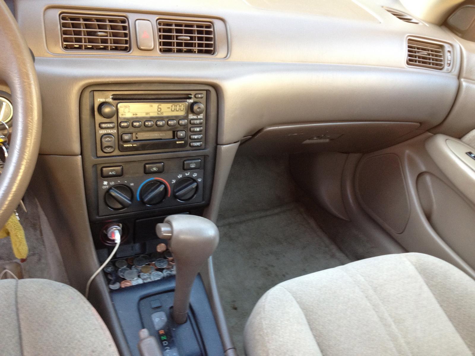 2001 Toyota Camry Interior Pictures Cargurus