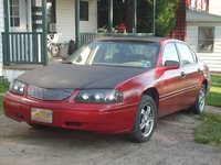 2002 Chevrolet Impala Base, My 2002 Chevy Impala, exterior