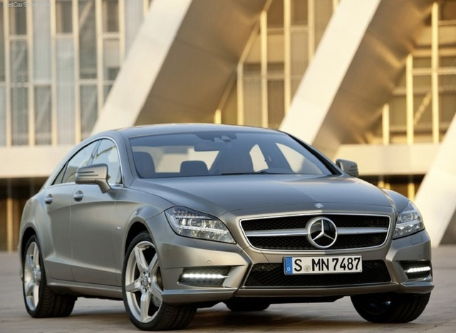 Picture of 2010 Mercedes-Benz CLS-Class CLS 63 AMG, exterior, gallery_worthy