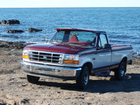 1996 Ford F-150 XL 4WD LB, 4.9 l I6 with 5 speed manual. Needs new coil springs in front and some wheels and tires., exterior