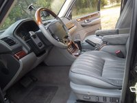 Picture of 2001 Land Rover Range Rover 4.6 HSE, interior, gallery_worthy