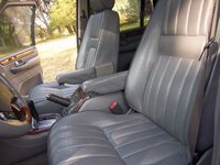 Picture of 2001 Land Rover Range Rover 4.6 HSE 4WD, interior, gallery_worthy