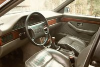 Picture of 1991 Audi 100 quattro Sedan AWD, interior, gallery_worthy