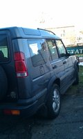 2002 Land Rover Discovery Series II 4 Dr SE AWD SUV, Right side rear view, exterior