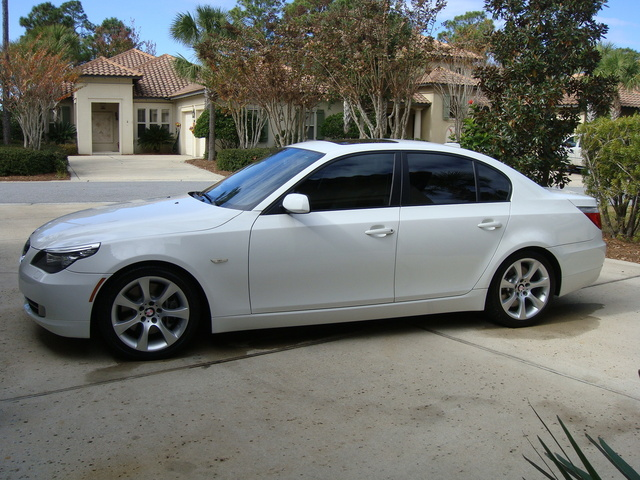 2009 Bmw 5 Series Pictures Cargurus