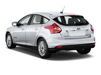 2013 Ford Focus Electric, The Focus Electric gets all of its power from an advanced state-of-the-art 23kWh liquid-cooled, high-voltage lithium-ion battery system. It gives you a best-in-class range of...