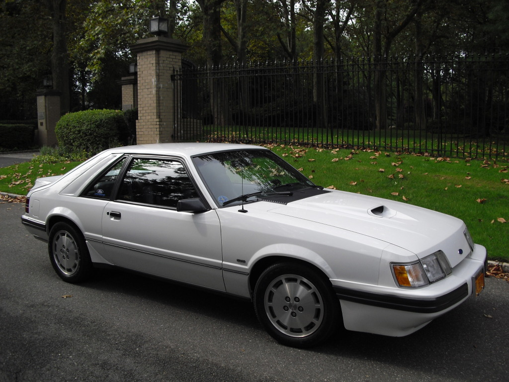 Picture of 1986 Ford Mustang SVO, exterior
