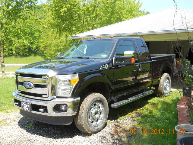 Picture of 2012 Ford F-250 Super Duty XLT SuperCab 4WD, exterior