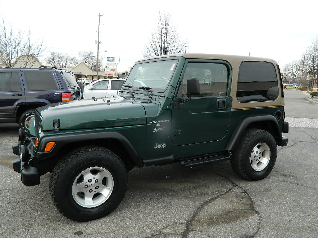 1999 Jeep Wrangler Pictures Cargurus