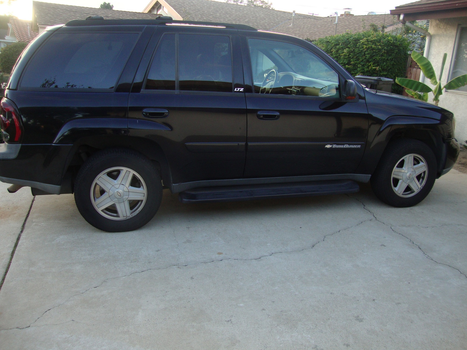 picture of 2002 chevrolet trailblazer ltz exterior. Cars Review. Best American Auto & Cars Review