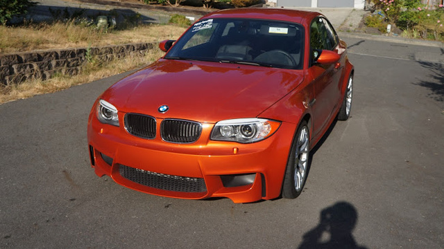 2011 BMW 1M  Overview  CarGurus