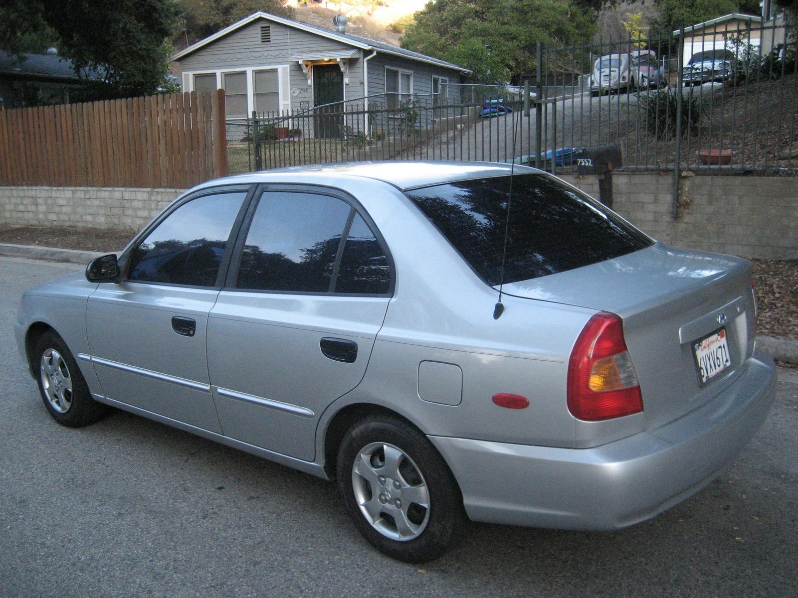2001 Hyundai Accent Exterior Pictures Cargurus