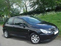 2002 Peugeot 307 Picture Gallery