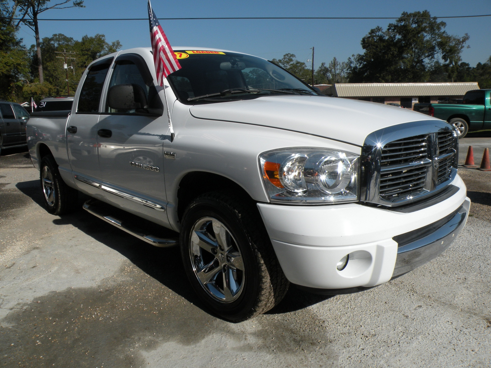 2007 Dodge Ram Pickup 1500 Pictures Cargurus