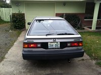 Picture of 1986 Honda Accord DX Hatchback, exterior