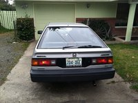 1986 Honda Accord DX Hatchback picture, exterior