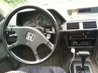 1986 Honda Accord DX Hatchback picture, interior
