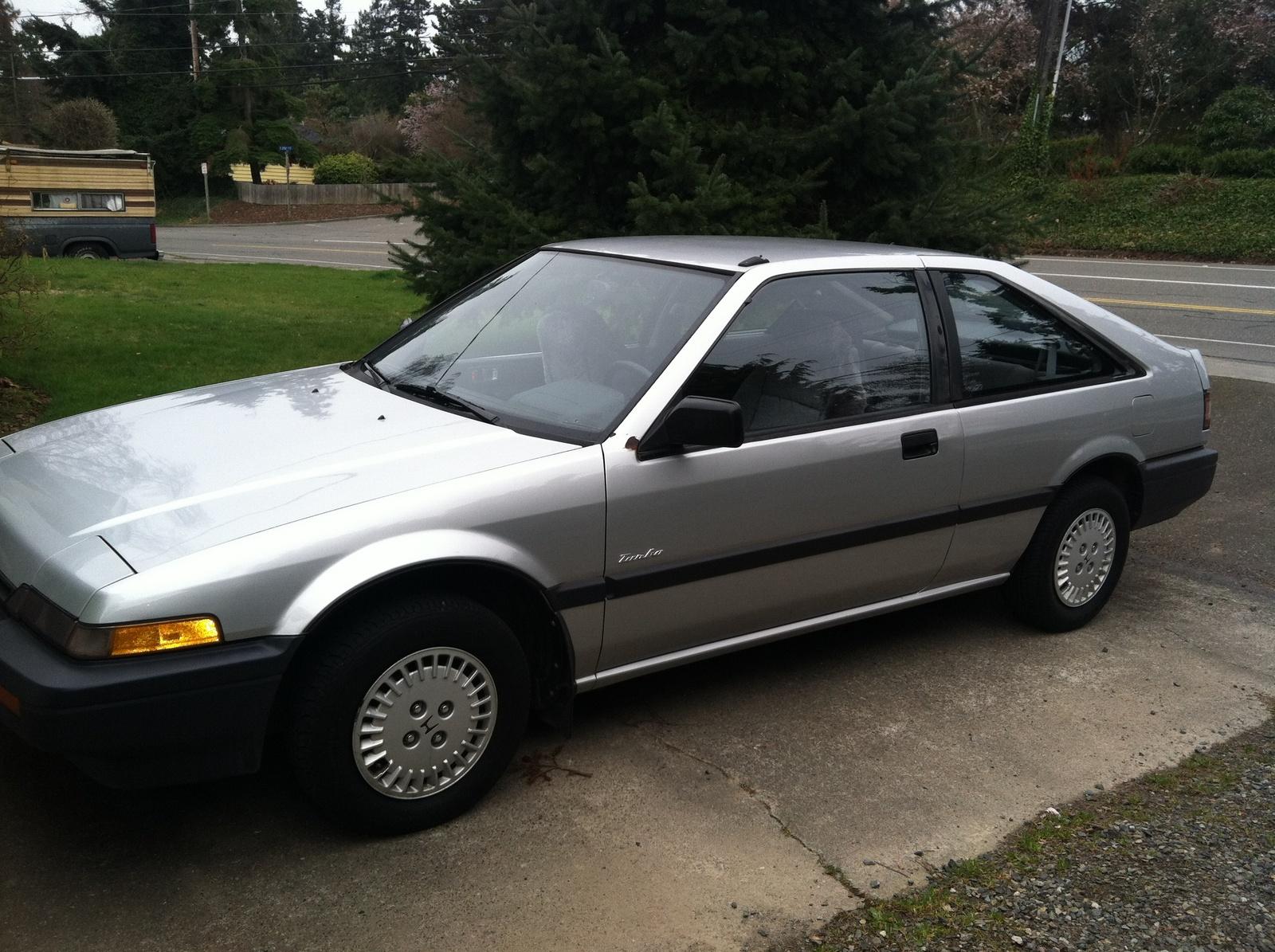1986 Honda Accord - Pictures - CarGurus