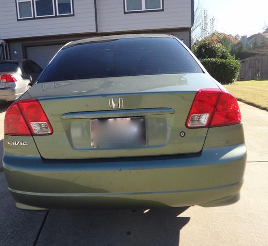 Cargurus Car Value: 2004 Honda Civic