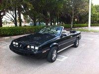1985 Pontiac Sunbird Overview