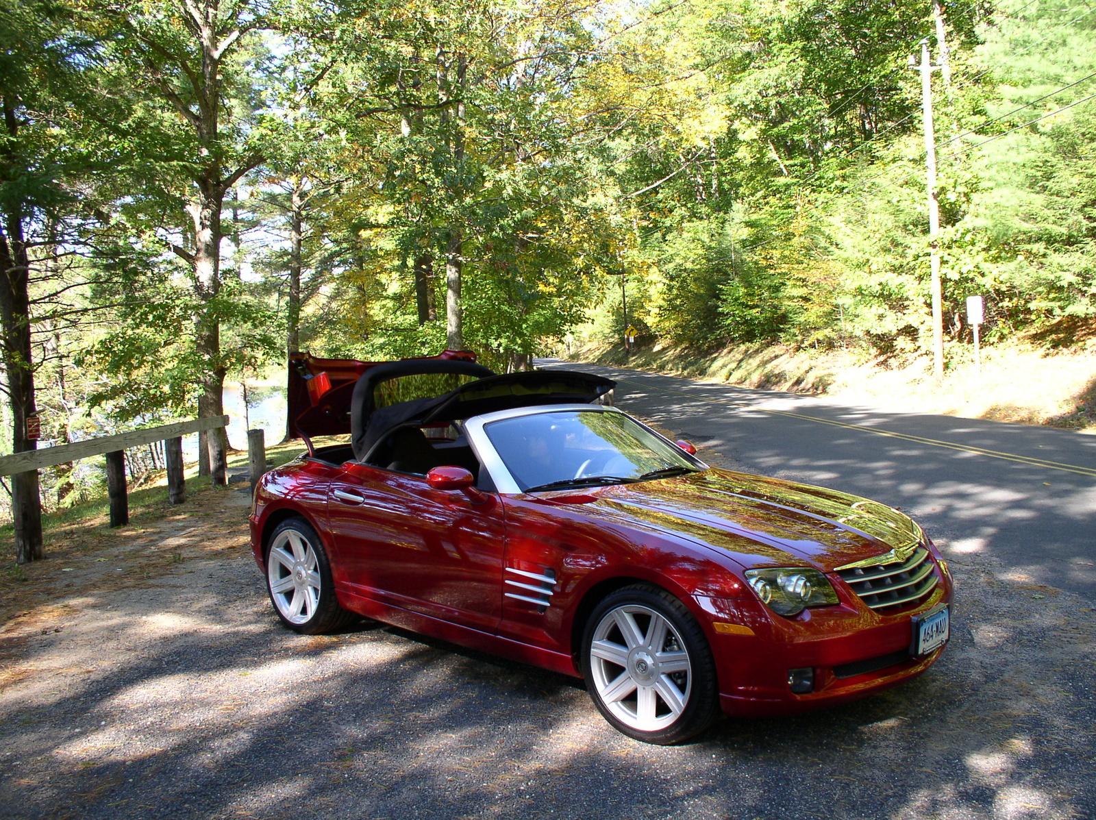 2005 chrysler crossfire roadster limited for sale cargurus. Black Bedroom Furniture Sets. Home Design Ideas