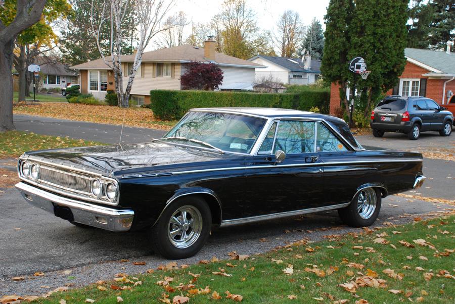 1965 Dodge Coronet picture, exterior