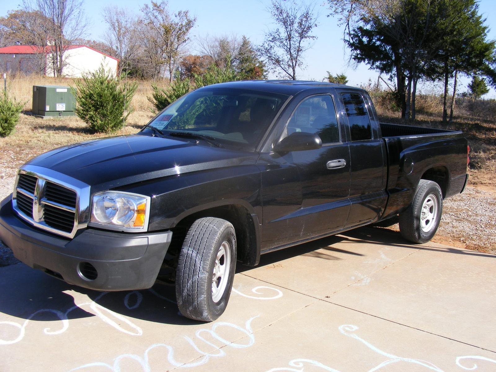 2007 Dodge Dakota St Club Cab Reviews >> 2007 Dodge Dakota - Pictures - CarGurus