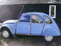 1985 Citroen 2CV Overview