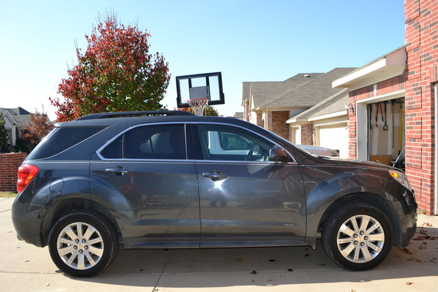 Picture of 2010 Chevrolet Equinox LT2, exterior, gallery_worthy