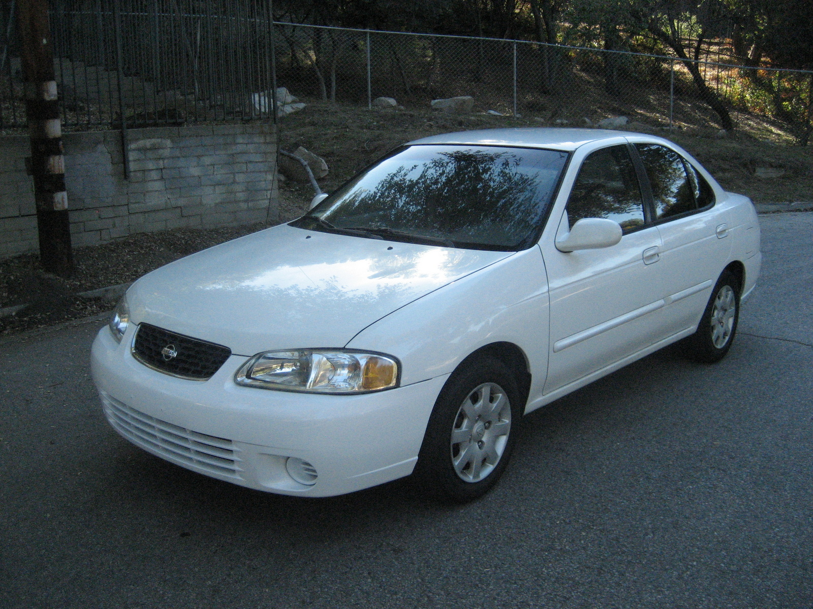 Nissan Sentra Gxe Pic
