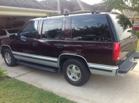1997 GMC Yukon Picture Gallery