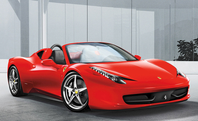 Picture of 2013 Ferrari 458 Italia Convertible