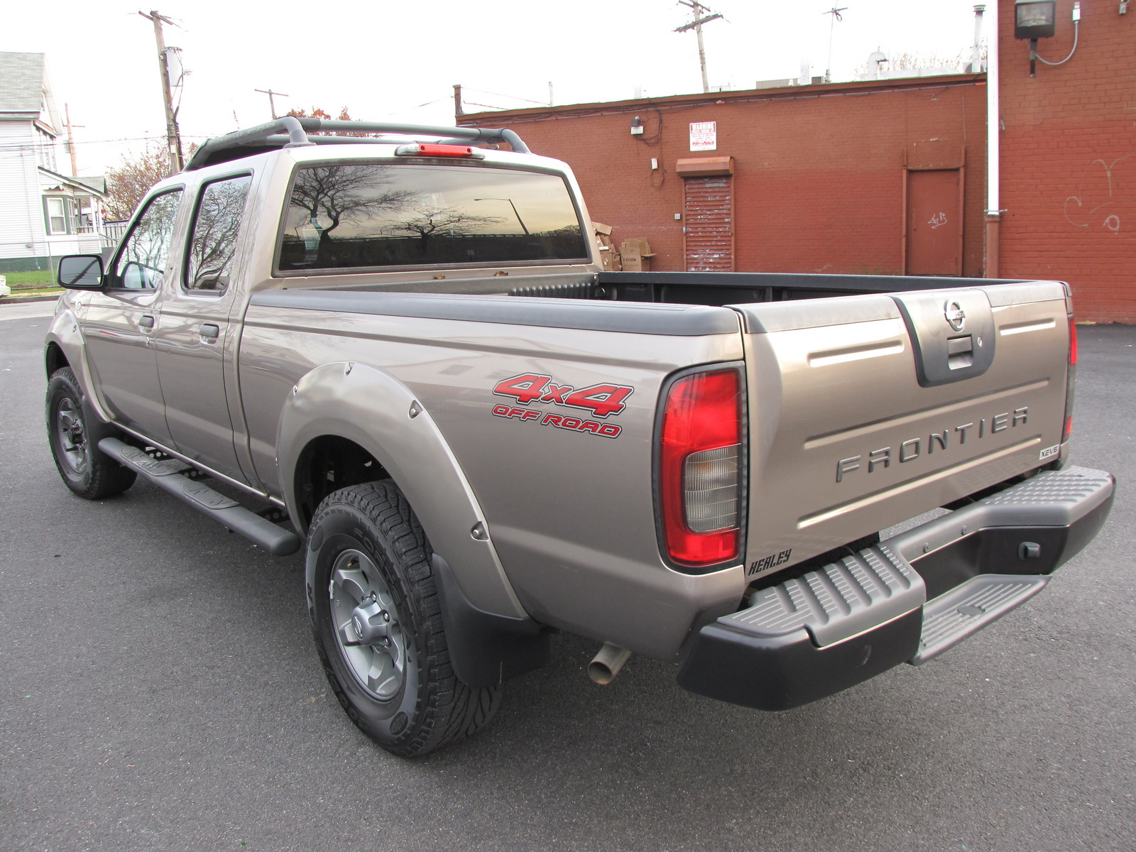 Picture of 2003 Nissan Frontier 4 Dr XE 4WD Crew Cab LB, exterior