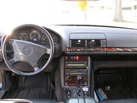 Picture of 1997 Mercedes-Benz S-Class S 500, interior, gallery_worthy