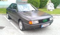 1988 Audi 80 Picture Gallery