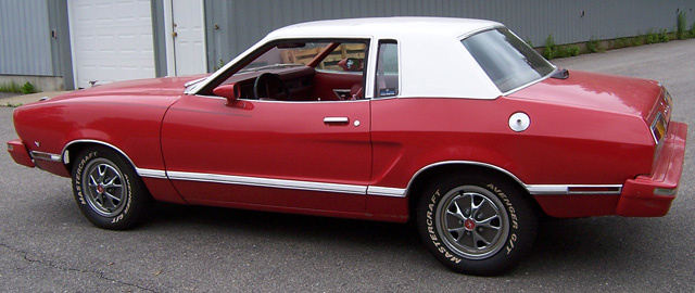 1976 Ford Mustang Overview Cargurus