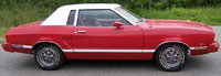 1976 Ford Mustang Overview