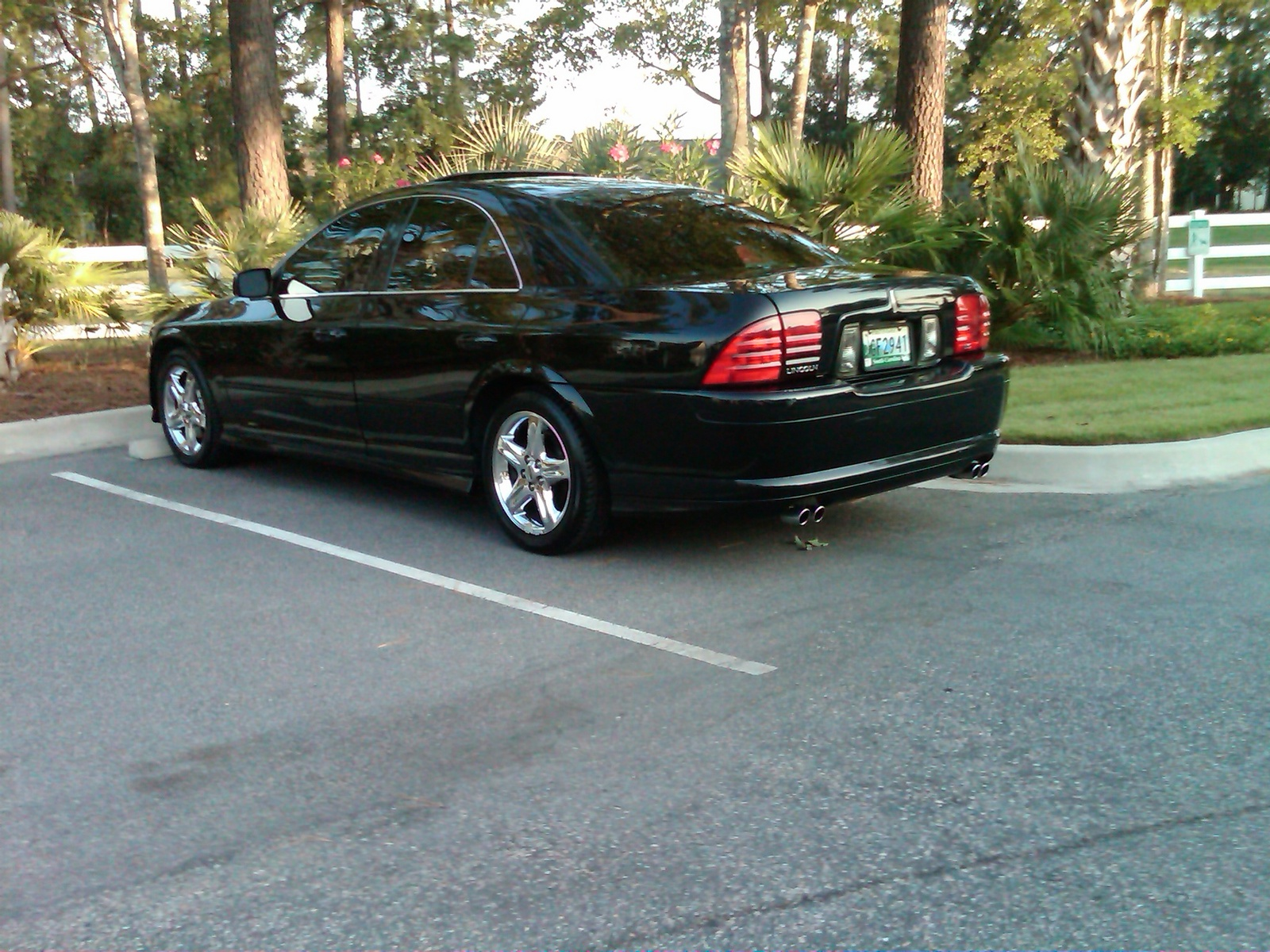 2002 Lincoln LS V8 LSE picture