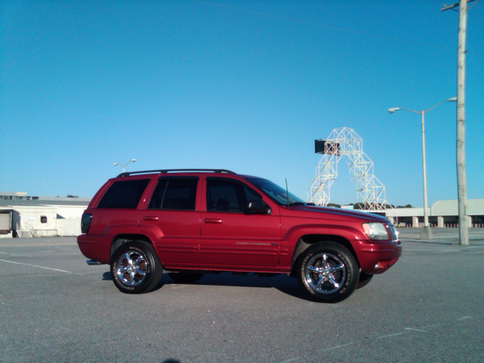 2002 jeep grand cherokee exterior pictures cargurus. Cars Review. Best American Auto & Cars Review