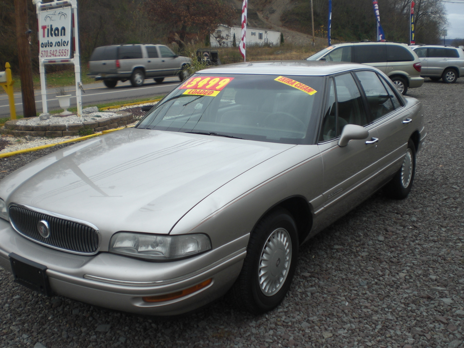 Buick Lesabre Limited Pic