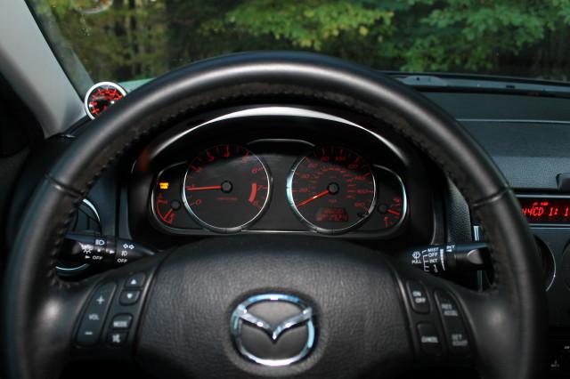 ... of 2006 Mazda MAZDASPEED6 Grand Touring 4dr Sedan AWD, interior