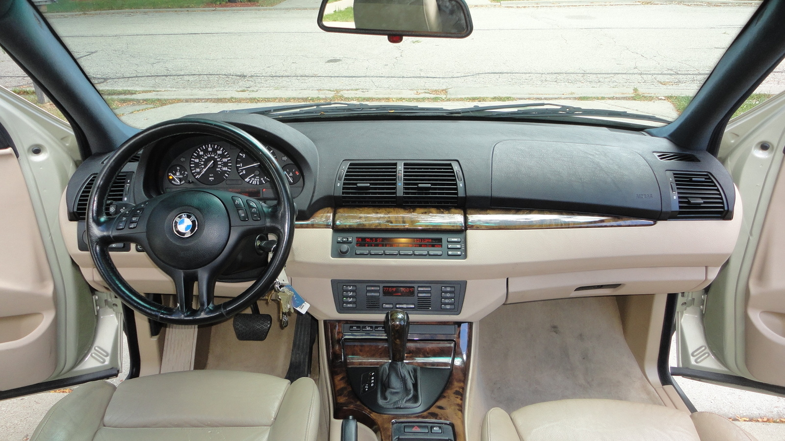 2003 BMW X5 - Interior Pictures - CarGurus