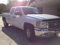 Picture of 2012 Chevrolet Silverado 1500 LT Ext. Cab, exterior
