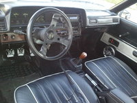 1980 Toyota Corolla DX picture, interior